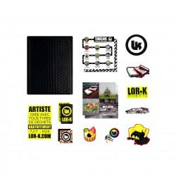 Pack complet Lor-K